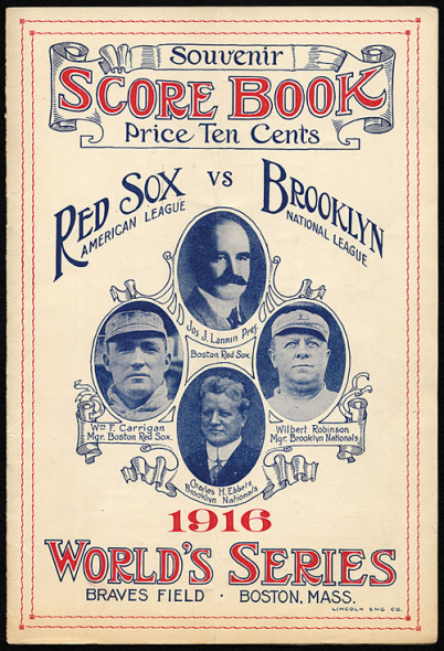 1916WorldSeries