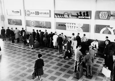 Airport Bromma